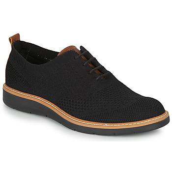 Boty Muži Šněrovací polobotky  IgI&CO 5106700 Černá