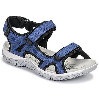 Boty Ženy Sportovní sandály Allrounder by Mephisto LARISA Modrá