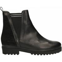 Boty Ženy Kotníkové boty Essex VIT. 7392 nero-nero
