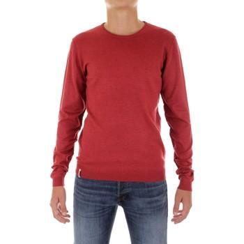 Textil Muži Svetry Fred Mello FM19W01MG Červená