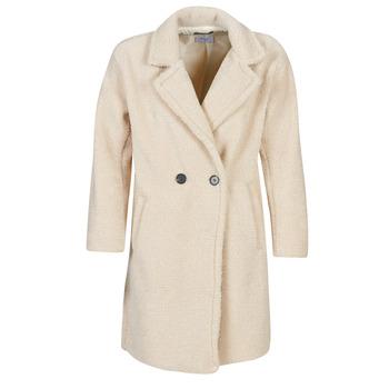 Textil Ženy Kabáty Betty London  Béžová