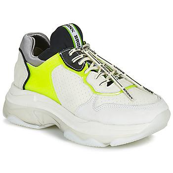 Boty Ženy Nízké tenisky Bronx BAISLEY Bílá / Žlutá