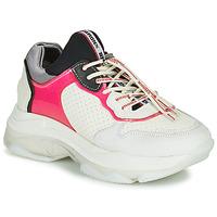 Boty Ženy Nízké tenisky Bronx BAISLEY Bílá / Růžová