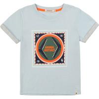Textil Chlapecké Trička s krátkým rukávem Billieblush / Billybandit NOLVIO Modrá