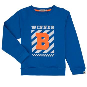 Textil Chlapecké Mikiny Billieblush / Billybandit NAVALI Modrá