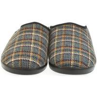 Boty Muži Papuče Mjartan Pánske papuče  LEO hnedá