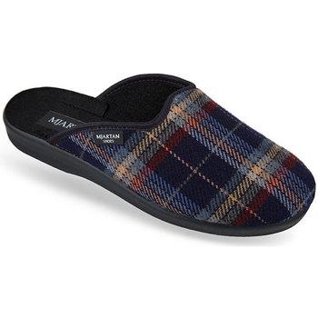 Boty Muži Papuče Mjartan Pánske papuče  EDO tmavomodrá