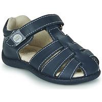 Boty Chlapecké Sandály Gioseppo LUINO Tmavě modrá