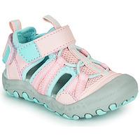 Boty Dívčí Sportovní sandály Gioseppo TONALA Růžová