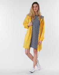 Textil Ženy Parky Petit Bateau SHINE Žlutá