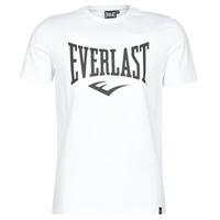 Textil Muži Trička s krátkým rukávem Everlast EVL LOUIS SS TS Bílá