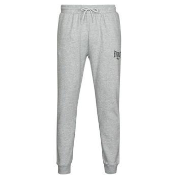 Textil Muži Teplákové kalhoty Everlast JOG-ANTS-AUDUBON Šedá