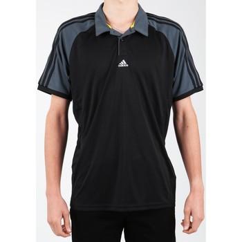Textil Muži Polo s krátkými rukávy adidas Originals Adidas Polo Shirt Z21226-365 black, grey