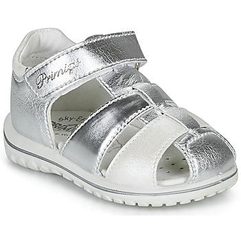 Boty Dívčí Sandály Primigi 5365555 Stříbrná