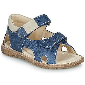 Boty Chlapecké Sandály Primigi 5410222 Modrá / Šedá