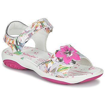Boty Dívčí Sandály Primigi 5383500 Vícebarevná
