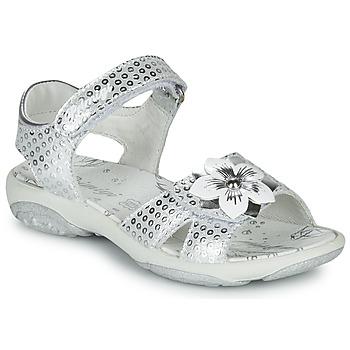 Boty Dívčí Sandály Primigi 5383533 Stříbrná