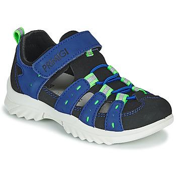 Boty Děti Sportovní sandály Primigi 5371822 Modrá / Černá