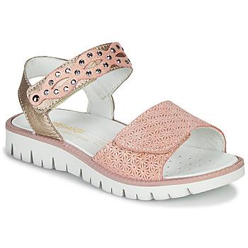 Boty Dívčí Sandály Primigi  Růžová