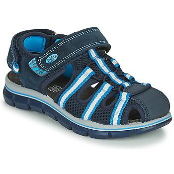Boty Chlapecké Sportovní sandály Primigi 5392400 Tmavě modrá / Modrá