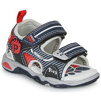 Boty Chlapecké Sandály Primigi 5450544 Tmavě modrá / Červená