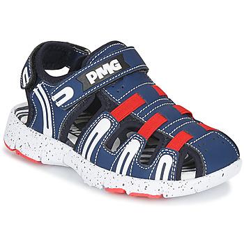 Boty Chlapecké Sportovní sandály Primigi 5461611 Tmavě modrá / Červená