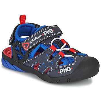 Boty Chlapecké Sportovní sandály Primigi 5460111 Modrá / Červená