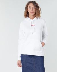 Textil Ženy Mikiny Levi's RAPHIC SPORT HOODIE BABY TAB HOODIE Bílá