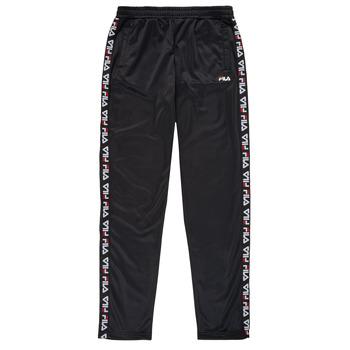 Textil Děti Teplákové kalhoty Fila FABIANO Černá