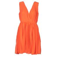 Textil Ženy Krátké šaty Moony Mood PE20-RPL-ROUGE Červená