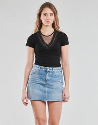 Textil Ženy Halenky / Blůzy Moony Mood DALINA Černá