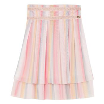 Textil Dívčí Sukně Lili Gaufrette BENIENE