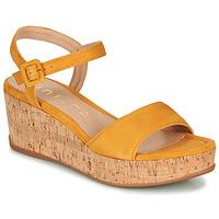 Boty Ženy Sandály Unisa KOME Žlutá