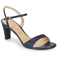 Boty Ženy Sandály Unisa MABRE Tmavě modrá