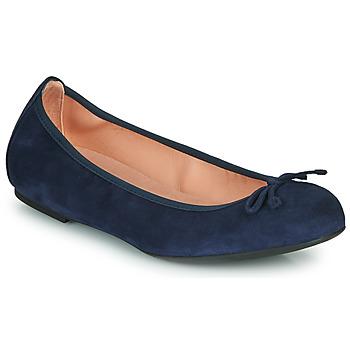 Boty Ženy Baleríny  Unisa ACOR Tmavě modrá