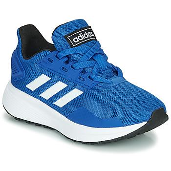 Boty Děti Nízké tenisky adidas Originals DURAMO 9 K Modrá