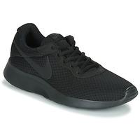Boty Muži Nízké tenisky Nike TANJUN Černá