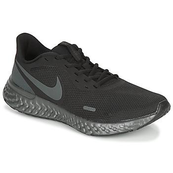 Boty Muži Multifunkční sportovní obuv Nike REVOLUTION 5 Černá