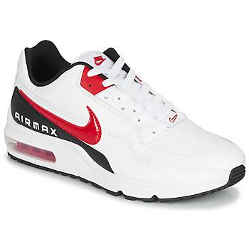 Boty Muži Nízké tenisky Nike AIR MAX LTD 3 Bílá / Černá / Červená