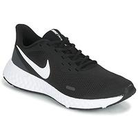 Boty Ženy Běžecké / Krosové boty Nike REVOLUTION 5 Černá / Bílá
