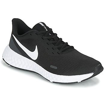 Boty Ženy Multifunkční sportovní obuv Nike REVOLUTION 5 Černá / Bílá