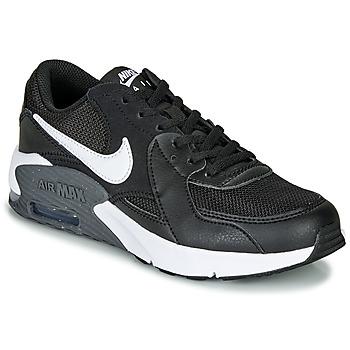 Boty Děti Nízké tenisky Nike AIR MAX EXCEE GS Černá / Bílá