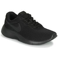 Boty Děti Nízké tenisky Nike TANJUN GS Černá