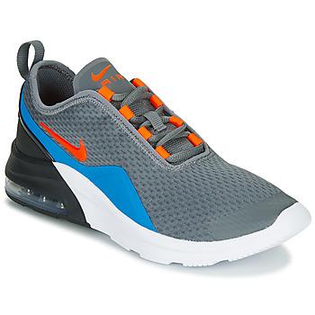 Boty Děti Nízké tenisky Nike AIR MAX MOTION 2 GS Šedá / Modrá