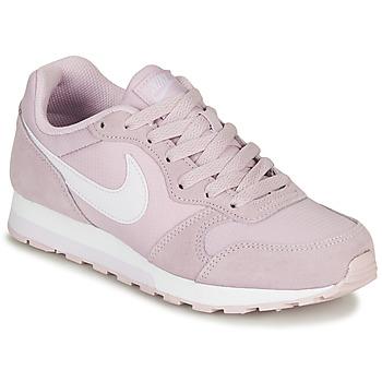 Boty Dívčí Nízké tenisky Nike MD RUNNER 2 PE GS Růžová