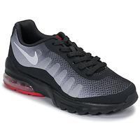 Boty Děti Nízké tenisky Nike AIR MAX INVIGOR GS Černá / Červená