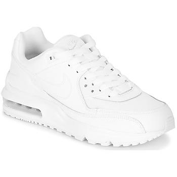 Boty Děti Nízké tenisky Nike AIR MAX WRIGHT GS Bílá