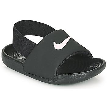 Boty Děti Sandály Nike KAWA TD Černá