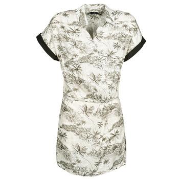 Textil Ženy Krátké šaty Volcom VACAY ME SS DRESS Bílá