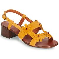 Boty Ženy Sandály Chie Mihara QUESIA Žlutá